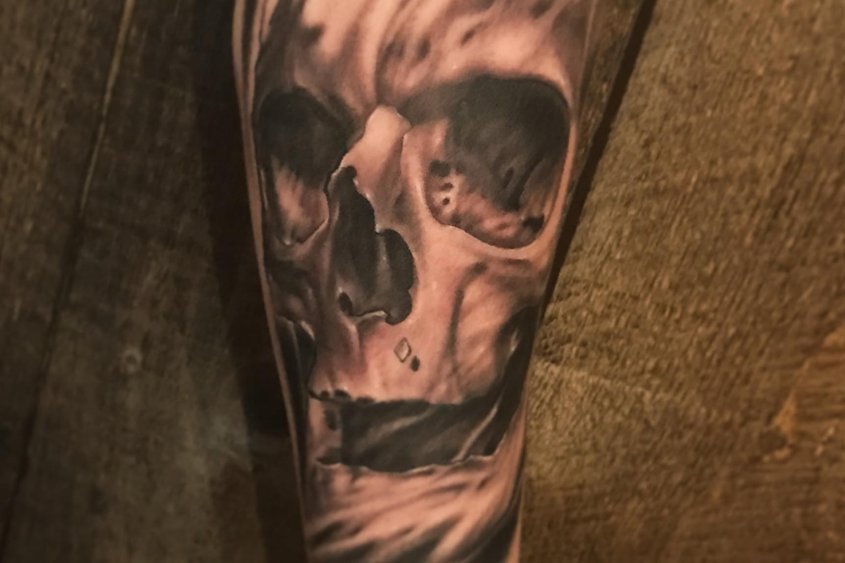 Oly Anger Tattoo Blainville, Tattoo by Oly Anger 6